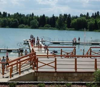 Sztum-Malbork. Tragedia na Jeziorze Zajezierskim. Młody mężczyzna stracił życie w wodzie