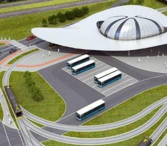 Startuje budowa centrum przesiadkowego w Brynowie. Będą duże zmiany w ruchu WIZUALIZACJE