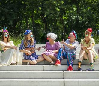 """Poznański oddział Fundacji """"Dr Clown"""" szuka wolontariuszy. Wierzą w moc uśmiechu!"""
