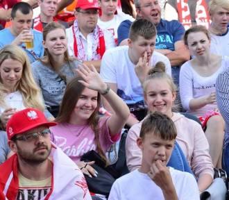 Strefa Kibica w Koszalinie podczas meczu Polska - Senegal [NOWE ZDJĘCIA]