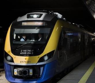 Małopolska. Nowy rozkład jazdy pociągów