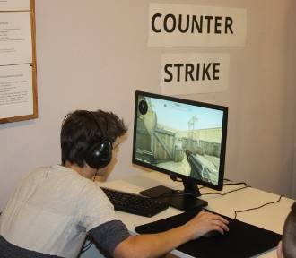 Rywalizowali w Counter Strike w krotoszyńskiej bibliotece [ZDJĘCIA]