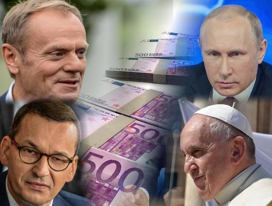Sprawdź, jakie zarobki otrzymują polscy i zagraniczni politycy oraz VIPY