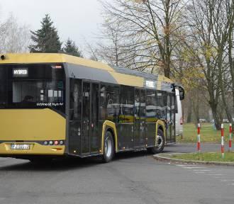 MZK testuje hrybrydowy autobus