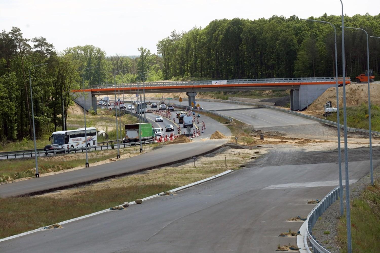 Trwa budowa ostatniego odcinka drogi ekspresowej S3