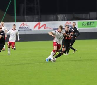 Piłkarz ŁKS  strzelił już gola Górnikowi w którym grał