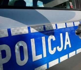 Dwie kolizje na autostradzie A1 w Lisewie. Samochody uderzyły w barierki
