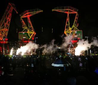 WOŚP 2019 w Szczecinie. Dźwigozaury światełkiem do nieba! [ZDJĘCIA, WIDEO]