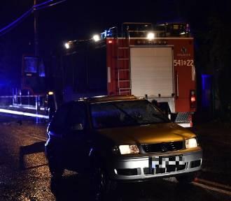 Śmiertelne potrącenie pieszej w Zakopanem. Uderzyły w nią dwa auta