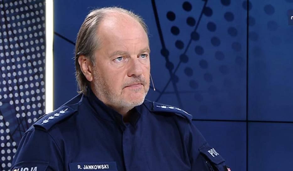 Rafał Jankowski, przewodniczący zarządu głównego NSZZ Policjantów
