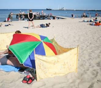 Upał w Szczecinie i nad morzem! Kiedy będzie chłodniej?