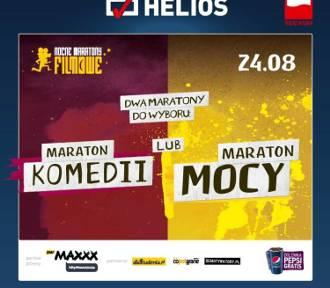 """Podwójny maraton filmowy w """"Heliosie"""" w Bydgoszczy już 24 sierpnia"""