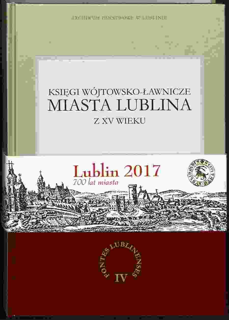 Jak sądzono w XV wiecznym Lublinie