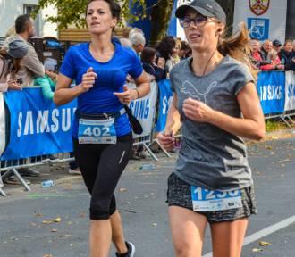 VIII Szamotuły Samsung Półmaraton. Zawodnicy na mecie! [ZDJĘCIA CZ. III]