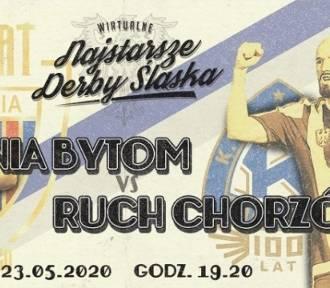 Już tysiąc kibiców Ruchu Chorzów kupiło bilety na Wirtualne Najstarsze Derby Śląska