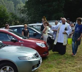 Poświęcili auta na Górze Świętej Anny [FOTO]