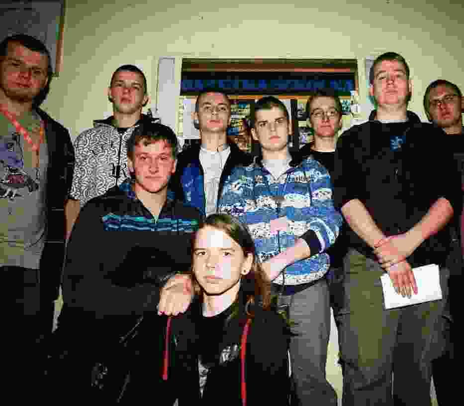 """Do pisania w """"Schola Nostra"""" zgłosiło się dziewięciu chętnych"""