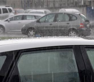 Ostrzeżenie dla Rzeszowa i Podkarpacia: Silne deszcze z burzami!