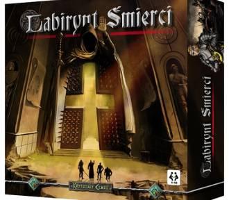 """Wygraj niezwykłą grę RPG """"Labirynt śmierci"""" [KONKURS]"""