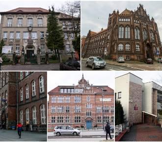 Progi punktowe w gdańskich liceach w 2018 r.