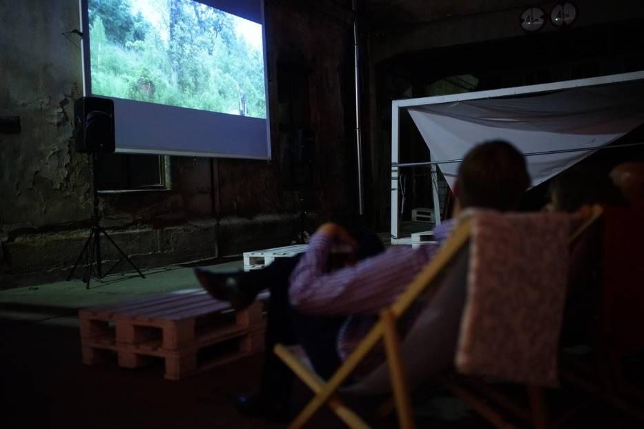Lipiec - sierpień: Kino plenerowe