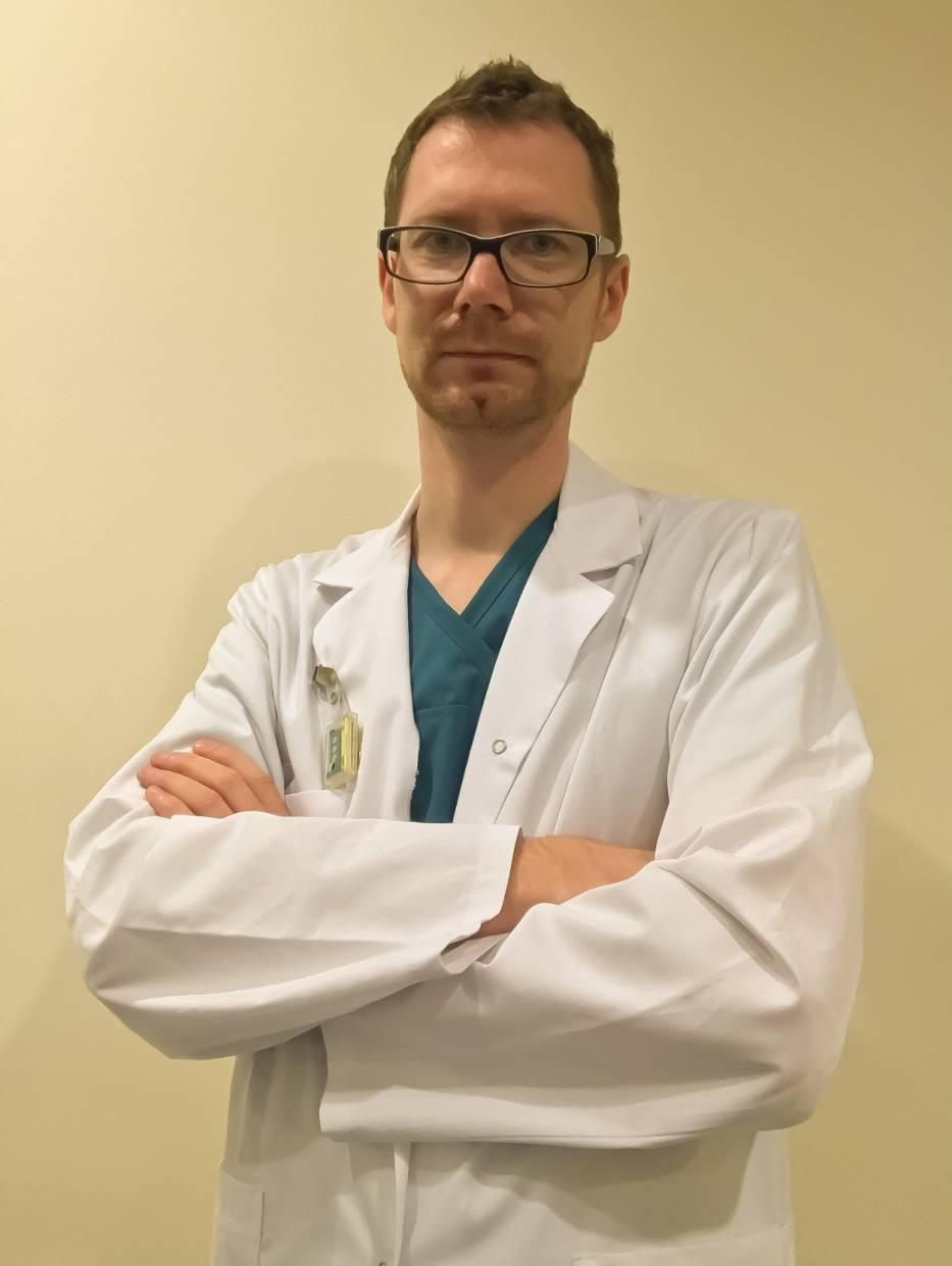 Dawid Bodusz, kierownikiem Zespołu Techników Medycznych narodowego Instytutu Onkologii w Gliwicach oraz wykładowca na kierunku Elektroradiologia w Wyższej Szkole Humanitas w Sosnowcu