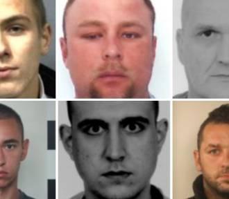 Najgroźniejsi przestępcy poszukiwani przez małopolską policję LISTY GOŃCZE