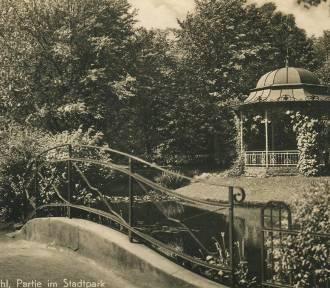 Park Miejski na archiwalnych zdjęciach [ZDJĘCIA]