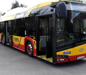 Poznań kupuje elektryczne autobusy - pierwsze pojawią się już w 2019 r.
