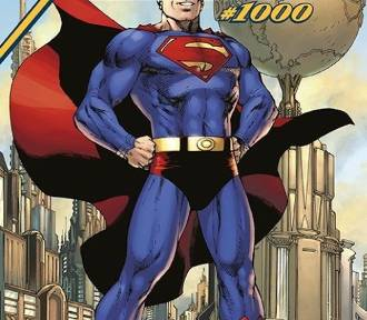 Superman Action Comics #1000 [RECENZJA]