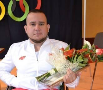 Czołowy polski sztangista po raz drugi wystąpi na paraolimpijskiej arenie