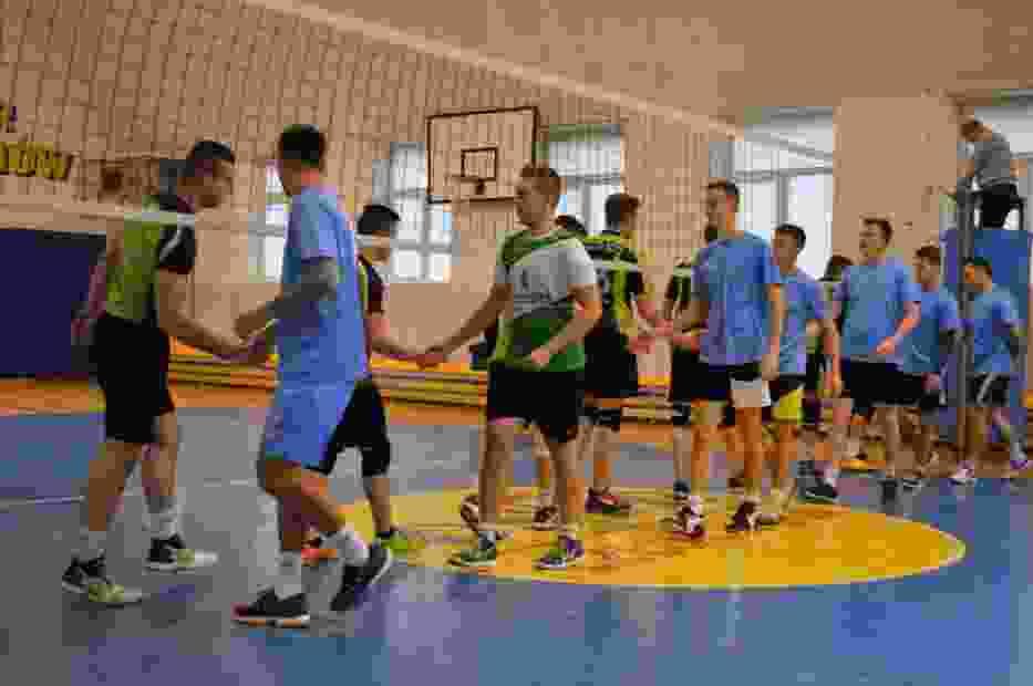 Amatorska Liga Siatkówki w Człuchowie