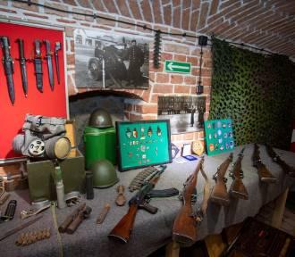 Broń i mundury na wystawie stowarzyszenia Gward [ZDJĘCIA]