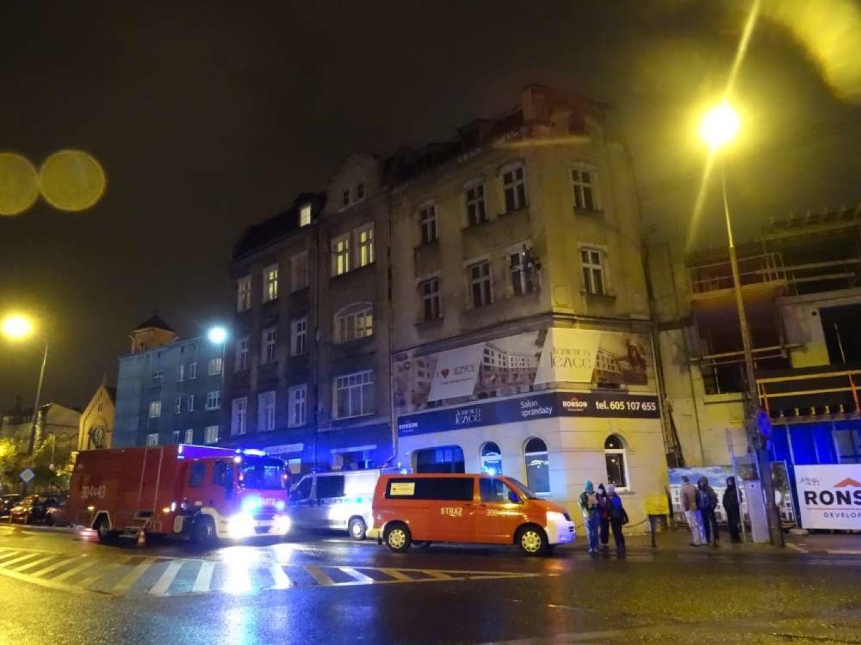 Katastrofa na Kościelnej w Poznaniu