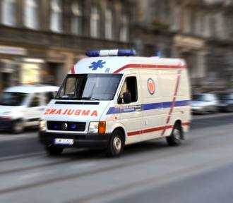 W Głogowie pociąg śmiertelnie potrącił mężczyznę