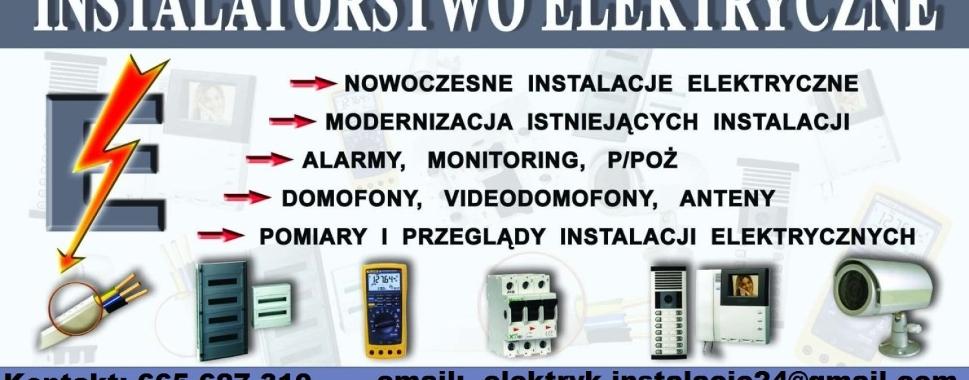 elektryk.instalacje24