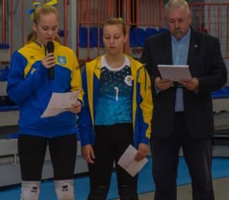 Szamotuły. Trwa Międzynarodowy Turniej Piłki Siatkowej Młodziczek im. Blanki Rusinek