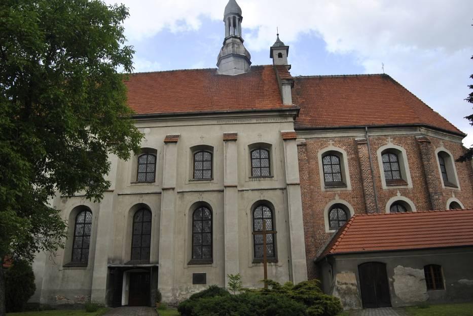 Kościół pw. św. Stanisława w Koźminie Wlkp.