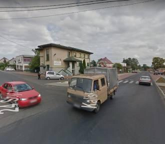 Gmina Godziesze Wielkie w Google Street View. Zobaczcie kogo uchwyciły kamery Google