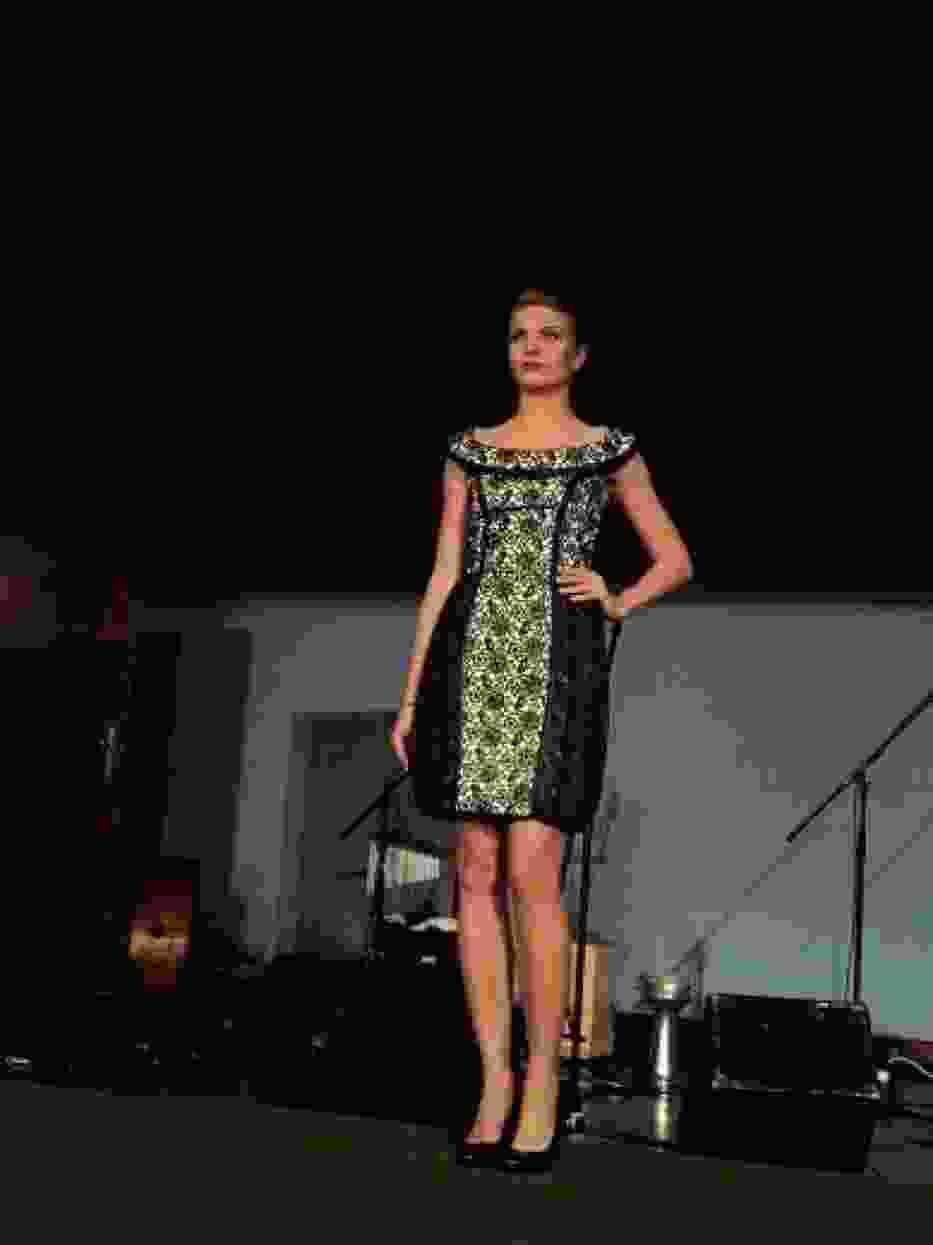 21 października w Rosyjskim Ośrodku Nauki i Kultury w Warszawie odbył się pokaz ubrań z kolekcji Hanny Bieńkowskiej
