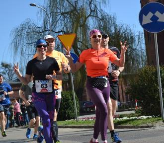 VI Ostrowski Ice Mat Półmaraton!  607 osób wystartowało w biegu