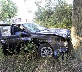 Pijany kierowca potrącił w Mikoszkach 12-latka. Zobaczcie zdjęcia [FOTO]