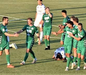KKS przegrywał do 88 minuty 0:2, ale zdołał zdobyć punkt w meczu z Olimpią Elbląg! ZD