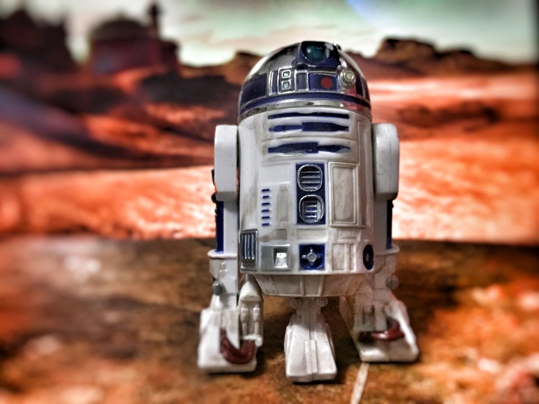 Wystawa modeli Star Wars