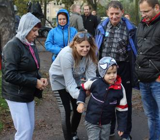 Gnieźnieńscy patrioci zorganizowali bieg dla Rafika i autystycznych dzieci