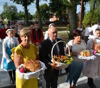 Kolorowe święto w Moszczance i Skrzebowej