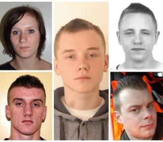 Młodzi przestępcy z Wielkopolski poszukiwani przez policję [ZDJĘCIA]