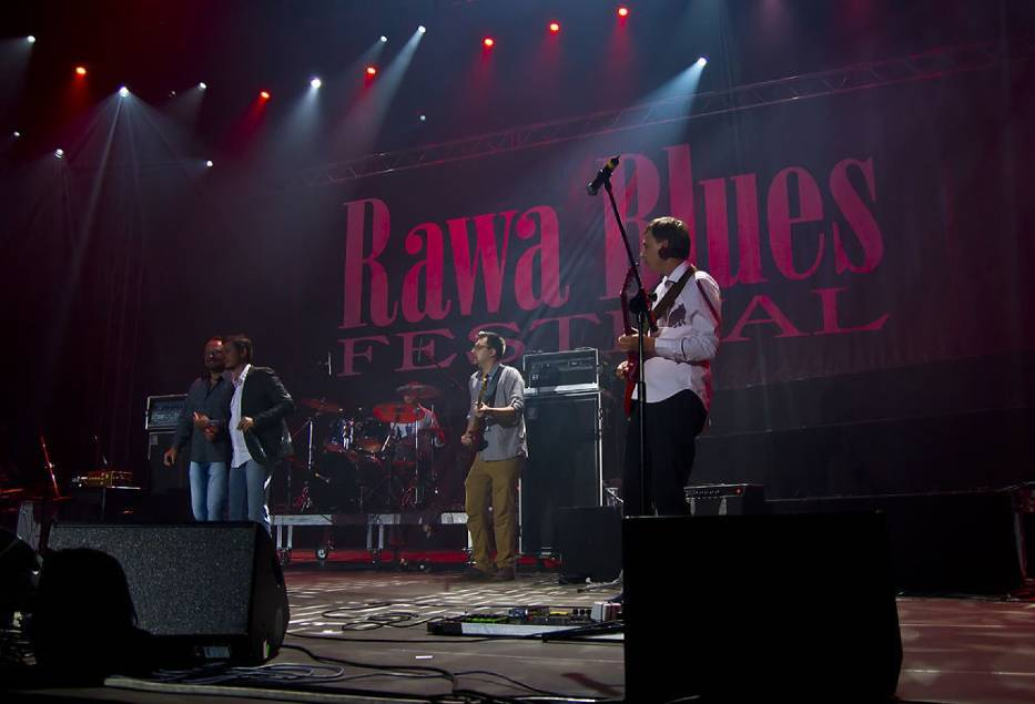 Rawa Blues jest najstarszym i największym bluesowym wydarzeniem w Polsce