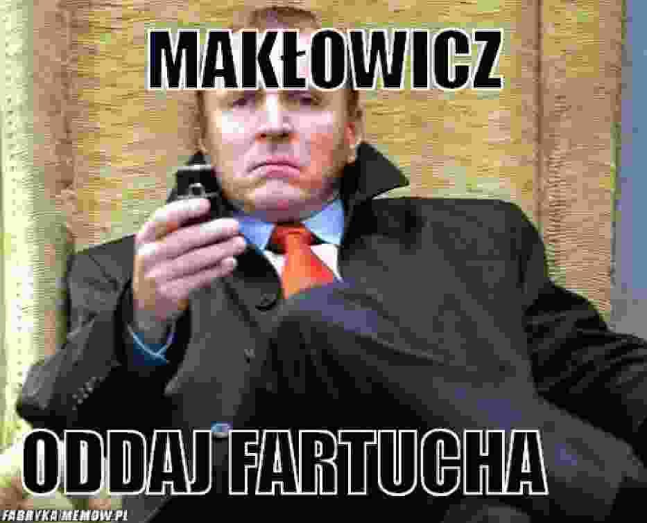 Ulubiony kucharz Polaków bez pracy. Internet produkuje memy z Makłowiczem [GALERIA]