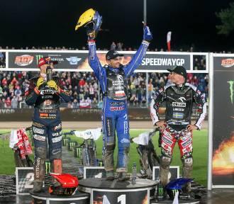 Bartosz Zmarzlik znów to zrobił! Wygrał i jest liderem cyklu Grand Prix